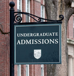 admissions-sign